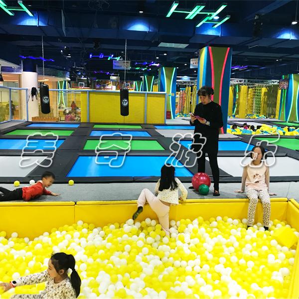 蹦床厂家推广自己公司的办法有什么爱游戏体育?